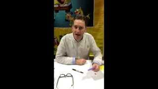 Tom Kenny Speaks as Spyro the Dragon!