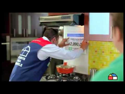 Comercial homecenter renueva cocinas integrales medellin for Gabinetes para cocina homecenter