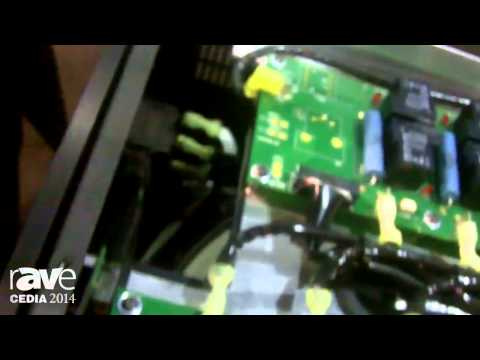 CEDIA 2014: Torus Power Booth Details their Toroidal Isolation Transformers
