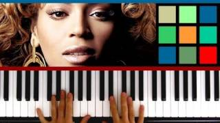 "How To Play ""Best Thing I Never Had"" Piano Tutorial / Sheet Music (Beyonce Knowles)"