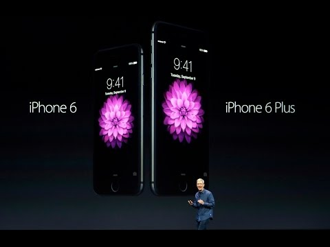 Apple iPhone 6 Hands On Review | Mashable