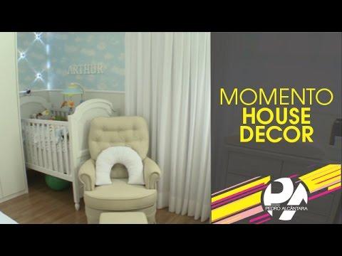 Momento House Decor com Taynã Daval e Yasmin Alonso