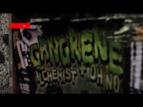 Gangrene (The Alchemist & Oh No) - Interview + Acapella (Juice TV)