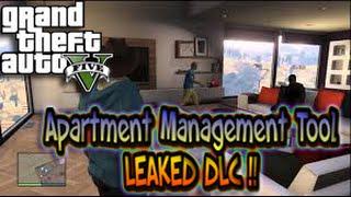 GTA 5 Online Apartment DLC Management Tool & DLC Update LEAKED (GTA 5 Gameplay)
