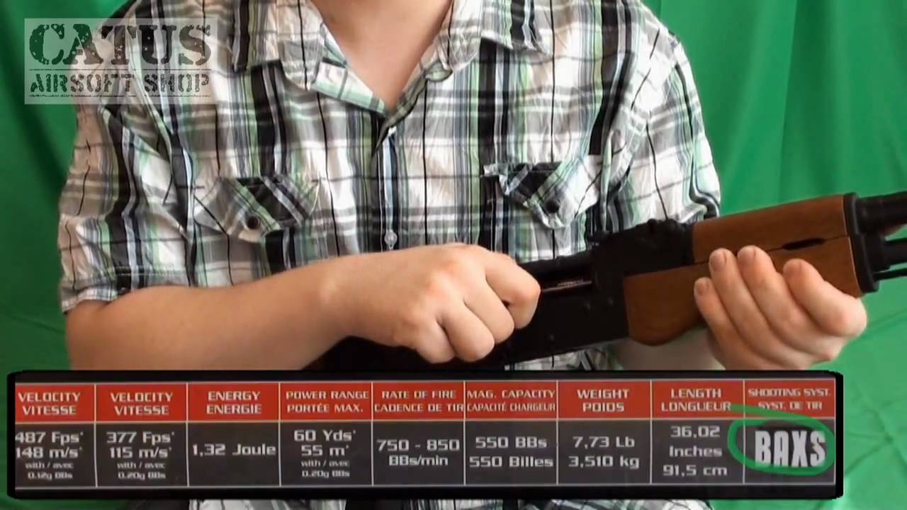 Kalashnikov Akm Cybergun Kalashnikov Akm