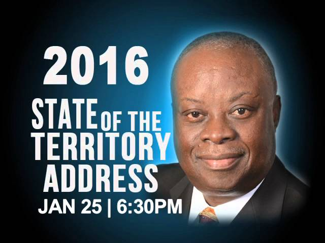 2016 State of the Territory Address