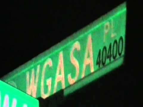Tape measure yagi jamming signal confirmed by KJ6FYX 2-13-11