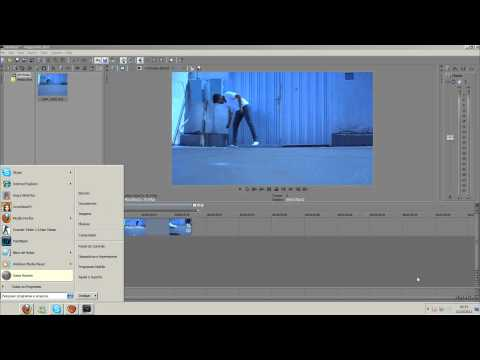Como Editar Video De Free Step No Sony Vegas 1 2(powerguiido) playfreestepofc video
