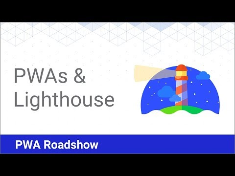 Tooling for Progressive Web Apps - PWA Roadshow