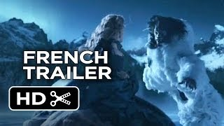 Beautiful - Beauty And The Beast French TRAILER (2014) - Fantasy Romance Movie HD