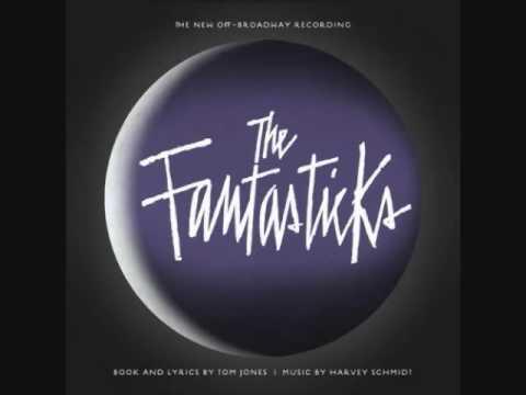 Try To Remember Lyrics - Fantasticks, The musical