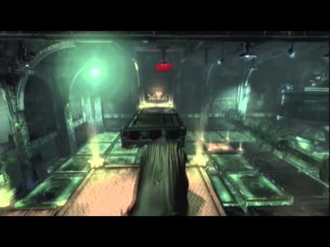 Batman Arkham City: Riddler Enigma Conundrum, Hostages Room 4