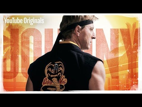 Johnny Lawrence wants revenge - Cobra Kai