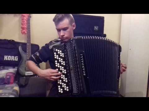 Zespół Muzyczny LINDA Bartłomiej Białczak Gra Na Akordeonie