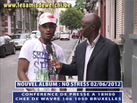 Chibida Nouvel album No Stress