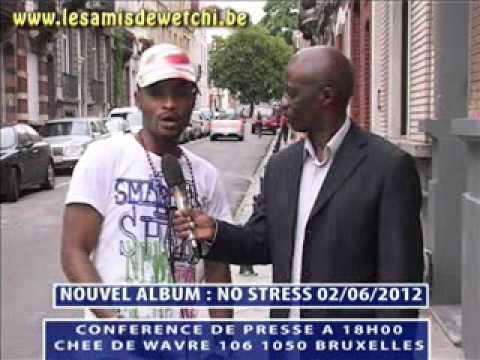 Chibida Nouvel album No Stress