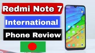 Redmi Note 7 Review🔥। Xiaomi Phone । ATC Review। Jm Technique