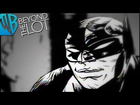 Batman Black & White: Broken Nose