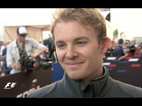 Nico Rosberg's 2014 Season Highlights