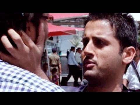 Ishq Movie || Comedy Scene Between Nithin & Ajay || Nitin, Nithya Menen video