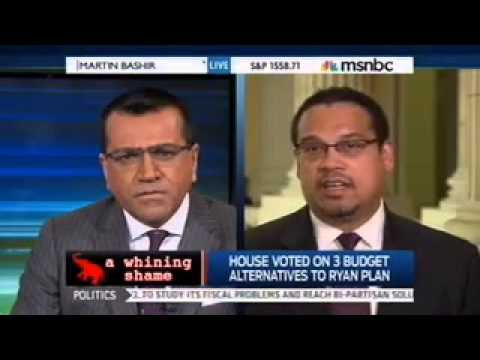 Rep. Ellison Responds to Bill O'Reilly: The American People are Not Kooks