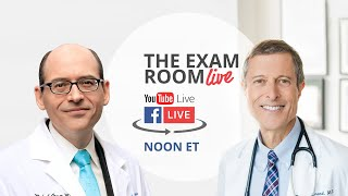 Dr. Neal Barnard and Dr. Michael Greger Answer YOUR Questions | The Exam Room LIVE