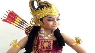 BAMBANG IRAWAN - Javanese Costume & Make Up Dance - Kostum Rias Tari Jawa [HD]