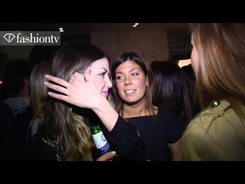 2012 Sign Bath Concept by Casa Dondup ft Francesca Fioretti Milan Design Week 2012  FashionTV