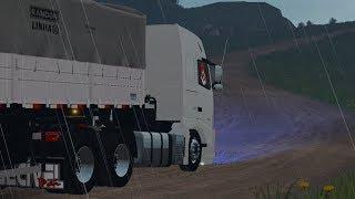 Mapa Eldorado - 39 Toneladas No Volvo FH 440 Sera Que Sobe!!!!!!!!!!!!!!!
