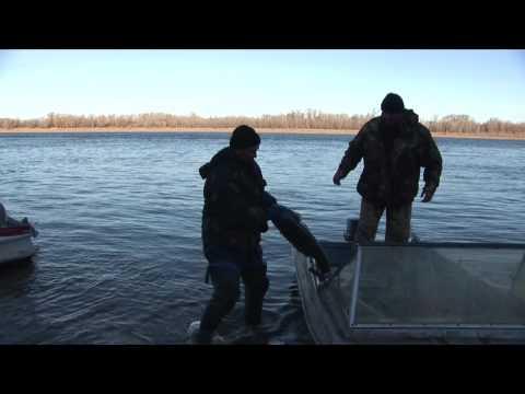 Волгоградская область - река волга