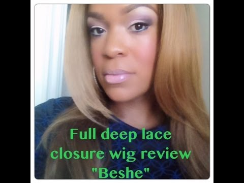 HOW TO MAKE YOUR SYNTHETIC FUTURA LACE CLOSURE WIG LOOK NATURAL AND WIG REVIEW