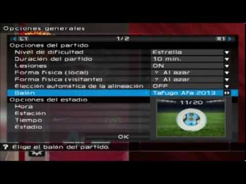 Pes 2012 Liga Argentina 2012 Godofpes Ps2