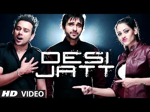 Desi Jatt Captain Dhillon, Ft. Bobby Layal Full Video Song | Addiction 172 | New Punjabi Song 2014 video