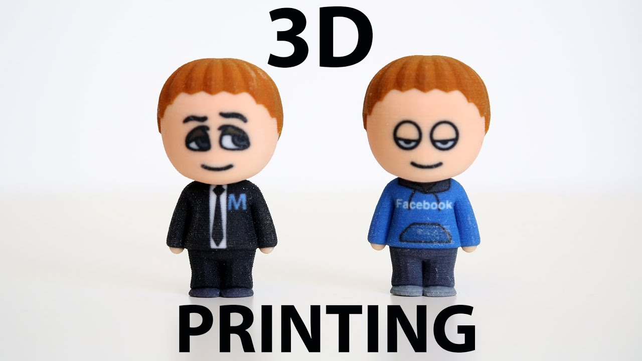 turn yourself into an action figure with 3d printing youtube. Black Bedroom Furniture Sets. Home Design Ideas