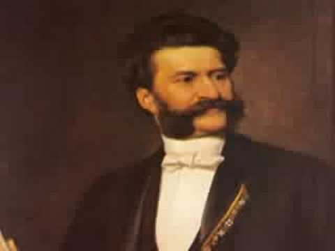 Johann Strauss II - The Blue Danube Waltz Music Videos