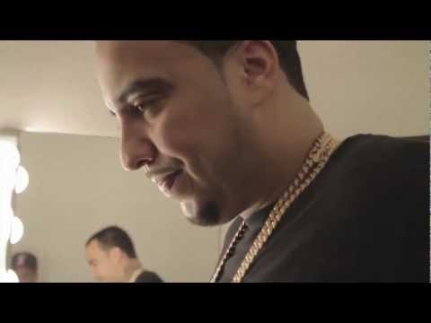 "French Montana & Machine Gun Kelly ""CokeBoys Backstage Pass"""