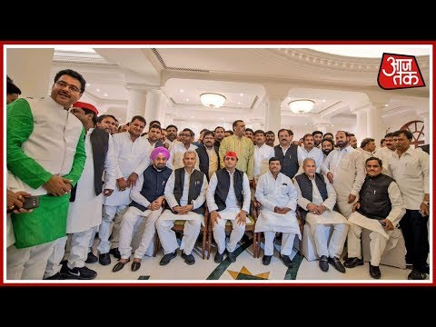 Dinner Party Politics In Uttar Pradesh; CM Yogi And Akhilesh Yadav Hosts Separate Dinner Parties