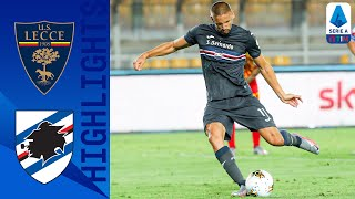 Lecce 1-2 Sampdoria | Gaston Ramirez Scores Two Penalties To Secure Victory | Serie A TIM
