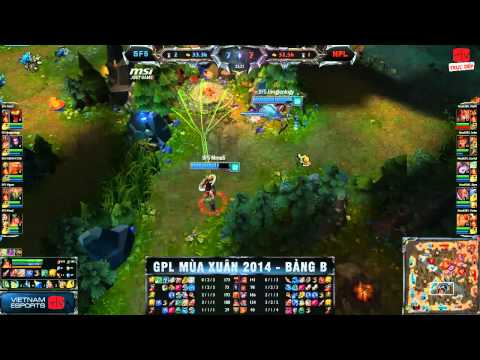 [06.03.2014] SF5 vs NFL [GPL Xuân 2014]