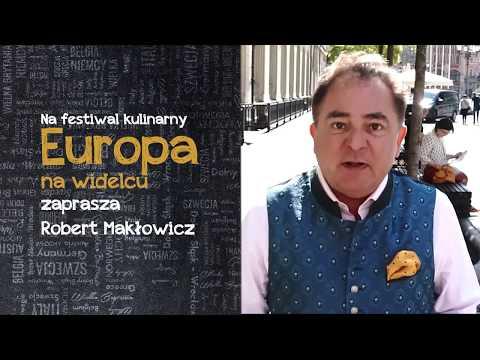 Robert Makłowicz Zaprasza Na Europę Na Widelcu We Wrocławiu