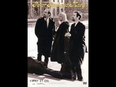 Peter, Paul & Mary - Le Deserteur