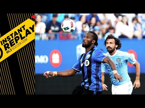 Should Didier Drogba have seen red in Montreal? | INSTANT REPLAY
