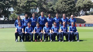 Behind the scenes - England Cricket team photo day