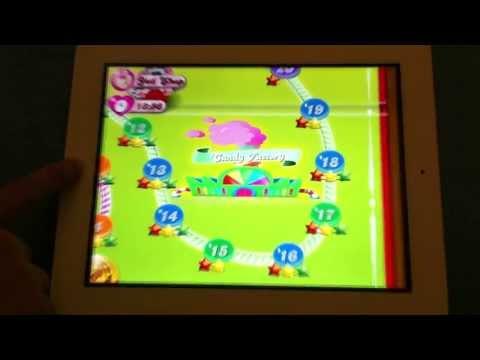 เทคนิคเพิ่มหัวใจเกม  Candy Crush Saga ไม่เจลเบรก [iOS]