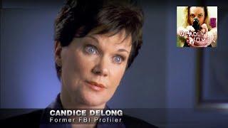 DEADLY WOMEN - Candic DeLong montage (Season 4)