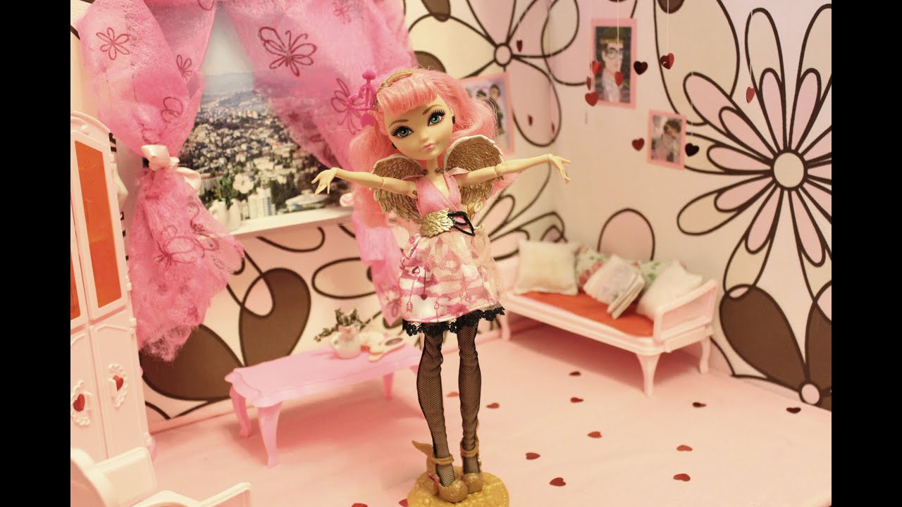 Комната для кукол своими руками эвер афтер хай 29