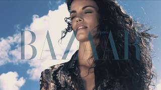 HARPERS BAZAAR FASHION FILM BAHAMAS 2017
