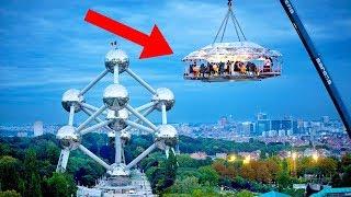 Craziest Restaurants In The World!