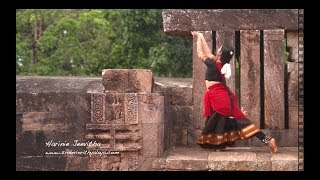 Sridevi Nrithyalaya - Bharatanatyam Dance - SHARADA KOUTHUVAM by Harinie Jeevitha