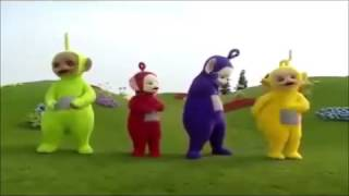 Jom senam Teletubbies